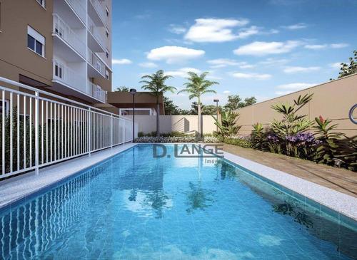 Imagem 1 de 14 de Apartamento Taquaral Em Campinas - Ap18145