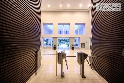 Sala Comercial Alto Padrão - Sa0012