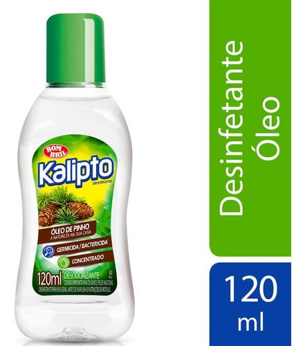 Imagem 1 de 1 de Kalipto Oleo De Pinho 120ml