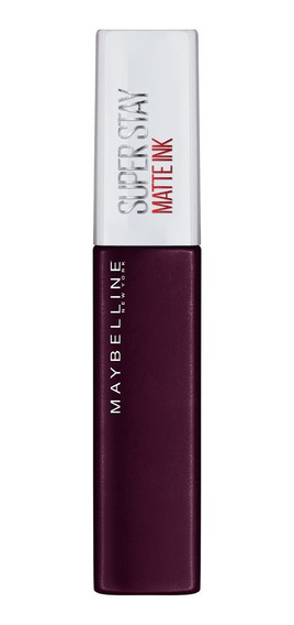 Labial Liquido Matte Super Stay Matte Ink Maybelline
