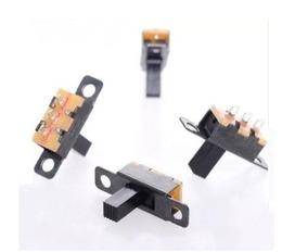 Mini Chave Interruptor Liga/desliga 2 Posições - 3 Terminais