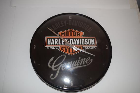 Reloj Harley Davidson, Retro.