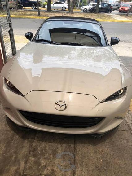Mazda Mx5 2018