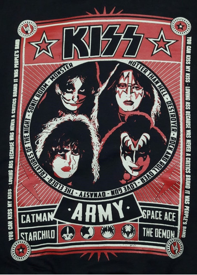 Moletom Kiss Army C/capuz Chemical Cm1927