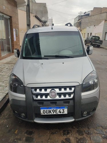 Fiat Doblo 2013 1.8 16v Adventure Xingu Flex 5p