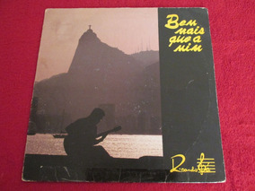 Lp Ricardo Sá Bem Mais Que A Mim Canção Nova Codimuc