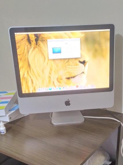 iMac 20 2007 Apple Core 2 Duo 4 Gb De Memória Perfeito
