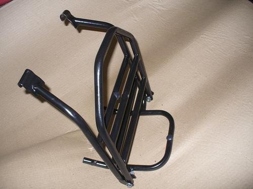 Portaequipaje Vespa 150 Nv Originale Rebatible Delantero