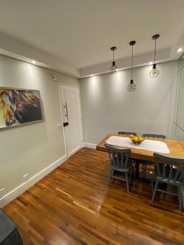Imagem 1 de 14 de Apartamento À Venda Com 2 Dormitórios - Jd. Sabará, São Paulo. - 886