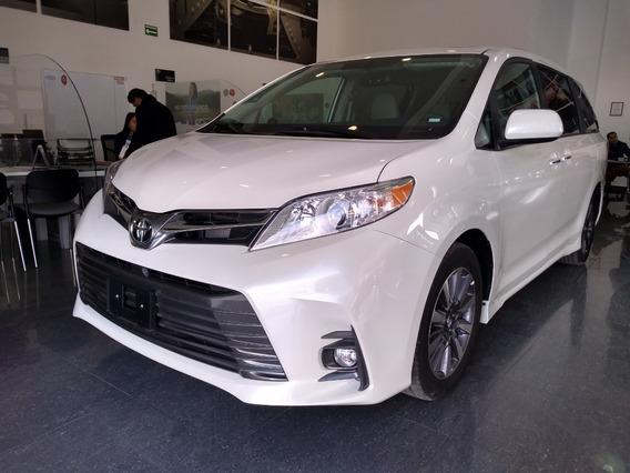 Toyota Sienna Xle 2020 Demo