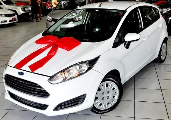 New Fiesta S 1.5 Completo