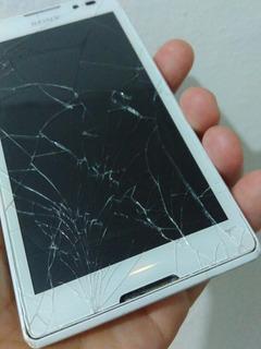 Smartphobe Sony Xperia C 1gb 4 Gb Leia O Anuncio