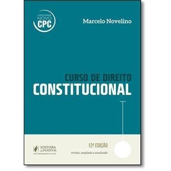 Curso De Direito Constitucional Marcelo Novelino 2017