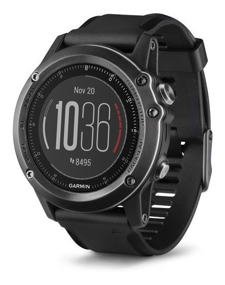 Relogio Smart Fenix 3 Hr 010-01338-70