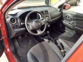 Nissan Versa Advance 2014