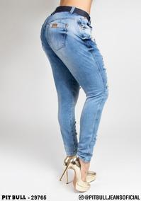 Calça Pit Bull Jeans Original Ref.29765