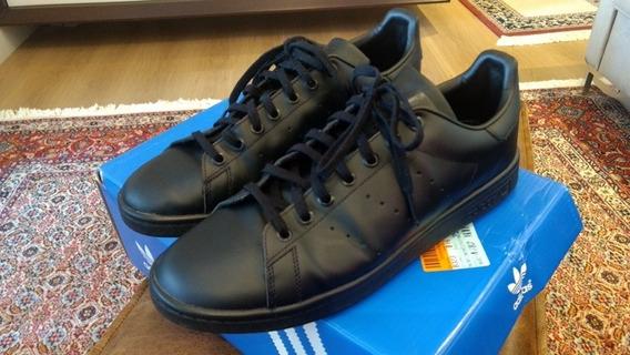 Tênis adidas Stan Smith Couro Original Preto