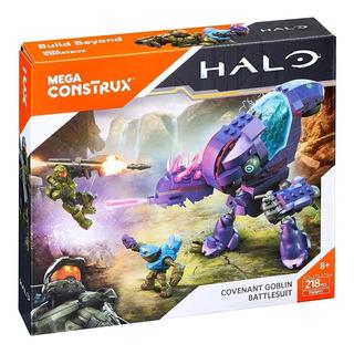 Halo Mega Construx Traje De Batalla Goblin