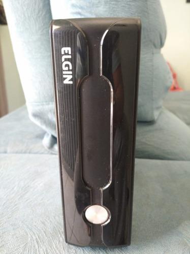 Imagem 1 de 7 de Computador Elgin Newera E3 Nano J1800 4gb Ssd 120gb