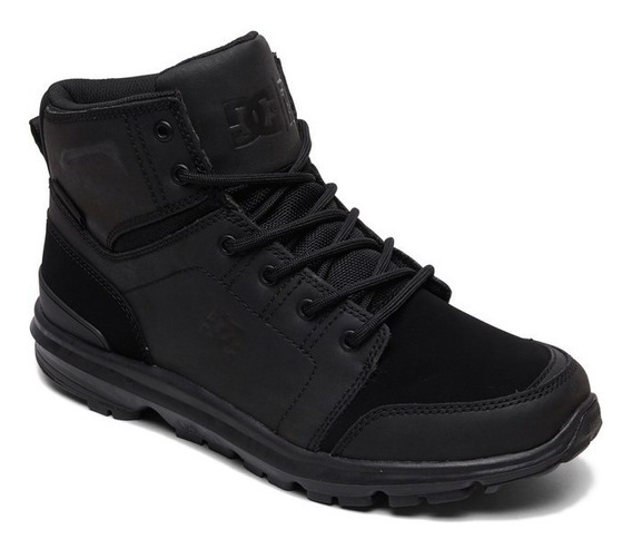 Botas Dc Shoes Modelo Torstein Mountain Negro Negro
