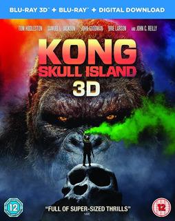 Kong: Skull Island Blu-ray 3d Dual ( Link Descarga )
