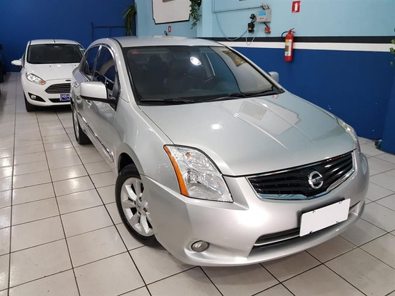 Nissan Sentra S 2.0 16v Cvt (flex) Flex Automático