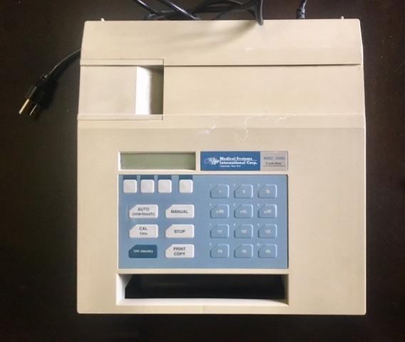 Electrocardiógrafo Msc2001 Cardiomatic