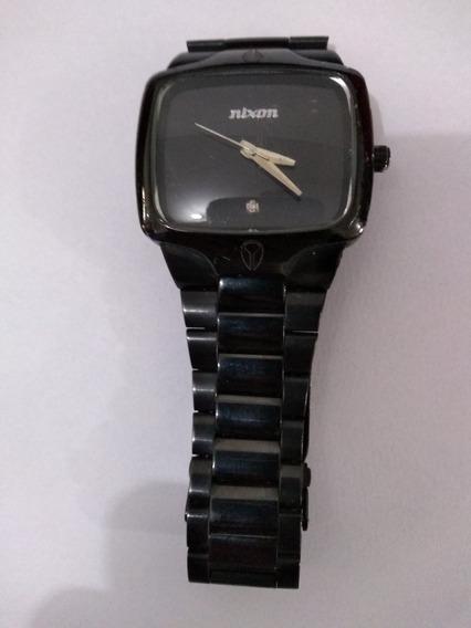 Relógio Nixon Big Player Com Diamante Usado Original