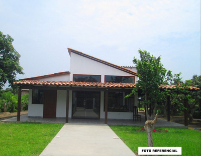 Venta De Casa De Campo En Huaral