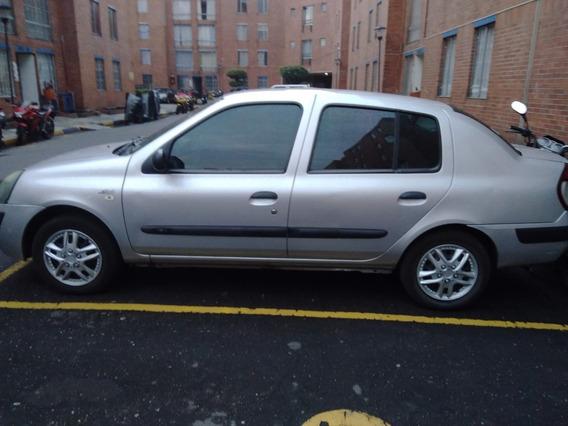 Vendo Renault Symbol Alize 2006 Cilindraje 1.400