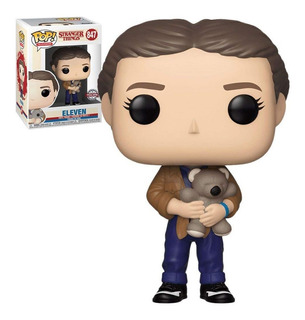 Funko Pop Eleven #847 Stranger Things 3 Special Edition