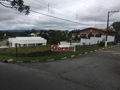Terreno À Venda, 1156 M² Por R$ 1.619.702 - Condomínio Arujazinho Iv - Arujá/sp - Te0672