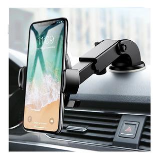 Suporte Celular Gps Carro Veicular Raxfly Trava Automática
