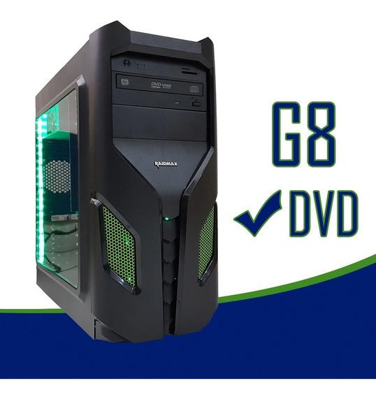 Cpu Gamer Intel/ Core I7/ 16gb/ 1tb/ Geforce 2gb / Wifi/ Led