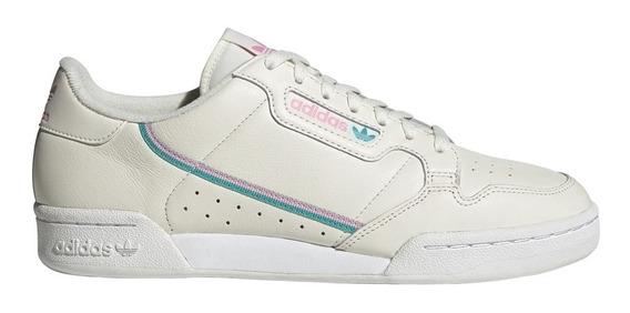 Zapatillas adidas Originals Moda Continental 80 Hombre Cr/vd