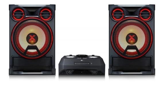 System Lg X Boom Ck99 - 4.100w Rms, Bluetooth