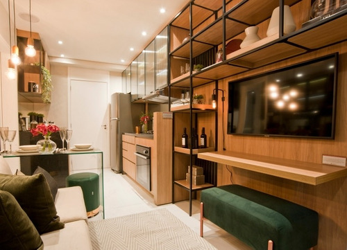 Apartamento Na Casa Verde