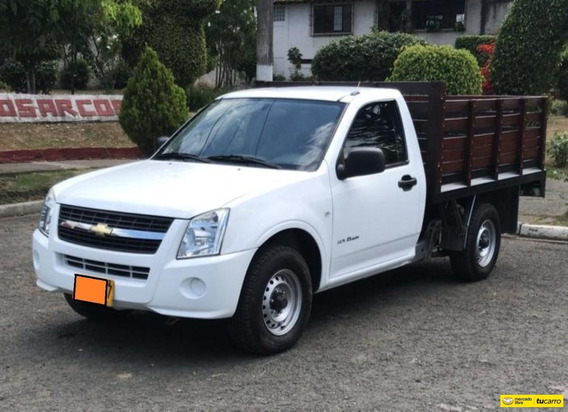Chevrolet Luv D-max Turbo Diesel Estacas