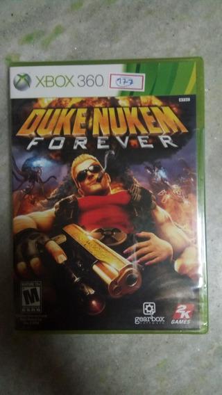Xbox360 Duke Nukem Forever Original Lacrado Ntsc