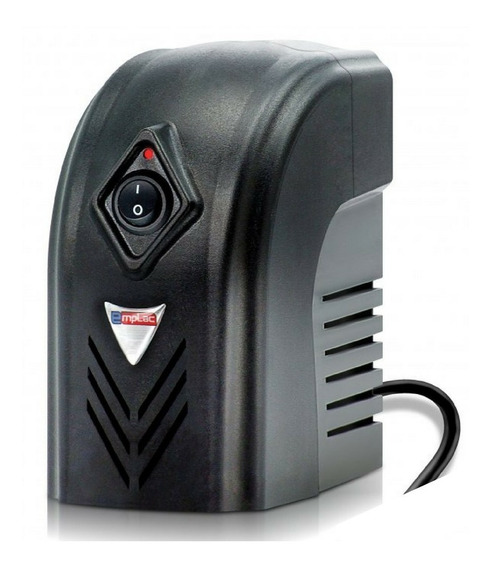 Kit Com 5 Protetor Eletrônico 500va Bivolt 220v /110v
