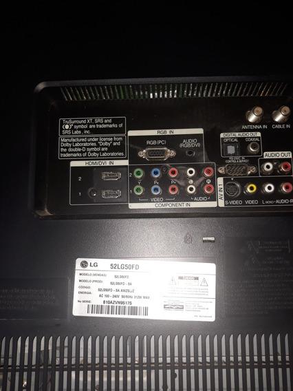 Gabinete Carcaca Da Tv Plasma Lg52lg50fd