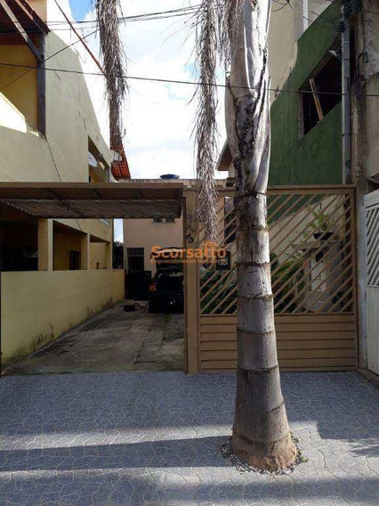 Casa Com 2 Dorms, Chácara Santa Maria, Itapecerica Da Serra - R$ 320 Mil, Cod: 3306 - V3306