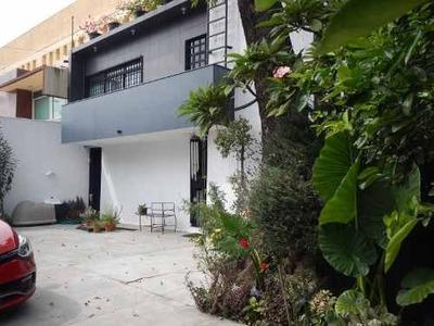 #venta Casa En Calle Comercial, Av. Miramontes Y Churubusco