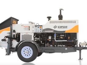 Bomba Para Concreto Cipsa Mayco Diesel Ls300n Motor 67 Hp