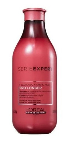 Imagem 1 de 3 de Shampoo Loreal Professionnel Pro Longer- 300 Ml Original