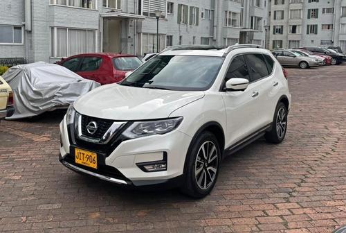Nissan X-trail Exclusive 2.5l Automatica 4x4
