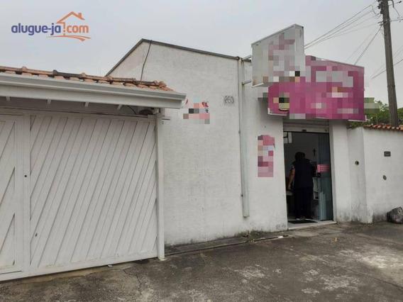 Casa Com 2 Dormitórios À Venda, 130 M² Por R$ 585.000 - Jardim Satélite - São José Dos Campos/sp - Ca2156