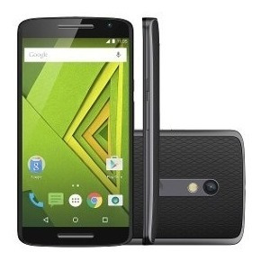 Celular Motorola X Play Xt1563 16gb Dual Chip Nf - Vitrine