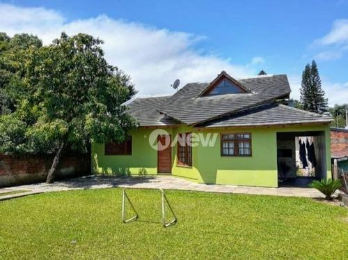 Imagem 1 de 22 de Casa Com 2 Dormitórios À Venda, 82 M² Por R$ 490.000,00 - União - Dois Irmãos/rs - Ca3605