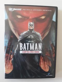 Batman - Contra Red Hood - Dvd Original